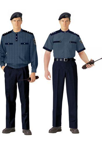 男式保安服