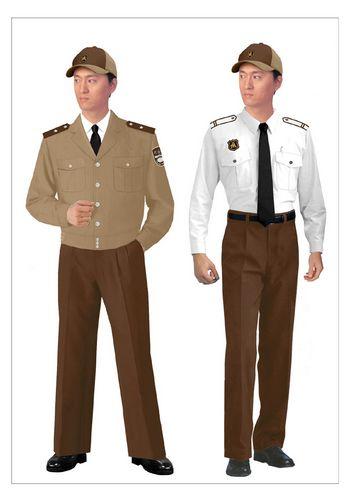 现货保安服1