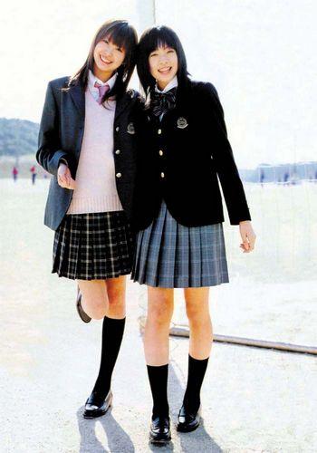 初高中学生制服