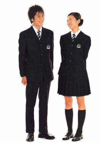 男女初高中学生制服