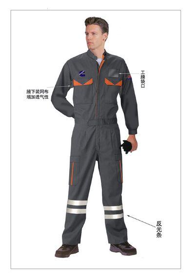 建筑工服3