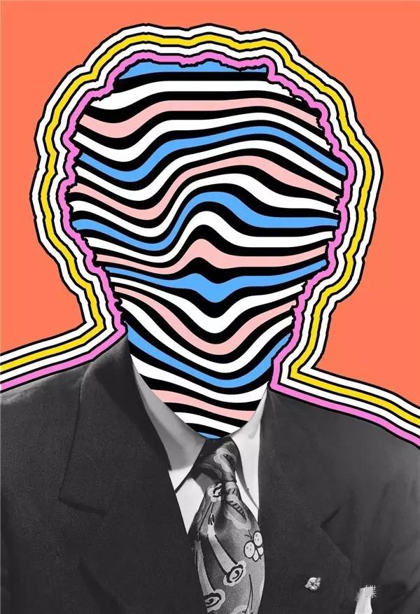 灵感图库-艺术家TylerSpangler艺术拼贴作品赏析