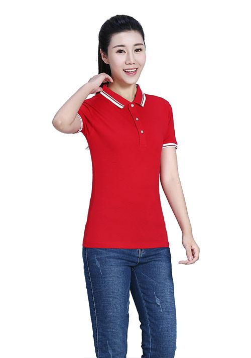 为什么纯棉定制polo衫要比涤棉polo衫价格稍贵呢?