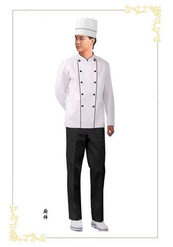 定制餐饮工服要注意哪些问题?选择什么面料好?