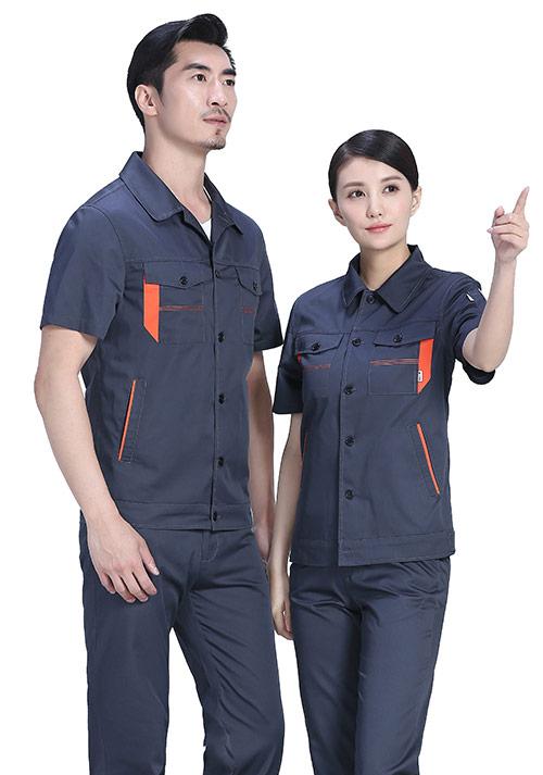 夏季定制短袖工作服有哪些要求?需要注意什么?